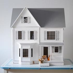 Build a Doll House - Bucket List Ideas