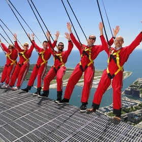 Do the EdgeWalk at the CN Tower - Bucket List Ideas