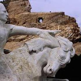 See the Crazyhorse Monument in South Dakota - Bucket List Ideas