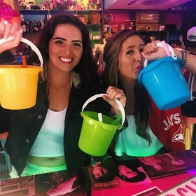 Try Thai Buckets at Gringo - Bucket List Ideas