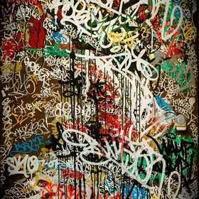 Do graffiti - Bucket List Ideas