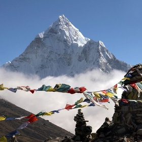 Hike the Himalayas in Nepal - Bucket List Ideas
