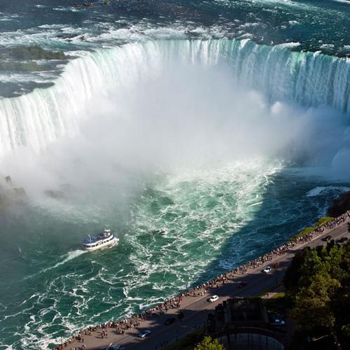 See Niagra Falls - Bucket List Ideas