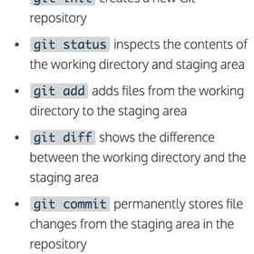 Learn Git - Bucket List Ideas