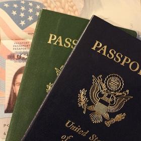 Get my passport - Bucket List Ideas