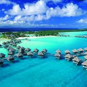 Stay in an Overwater Bungalow in Bora Bora - Bucket List Ideas