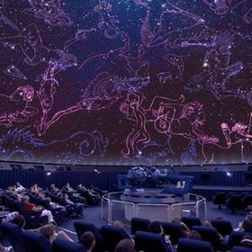 Visit planetarium - Bucket List Ideas