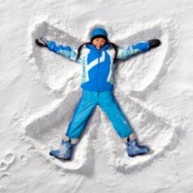 Teach my son how to make snow angels - Bucket List Ideas