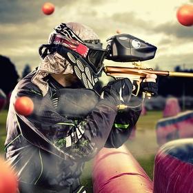 Play paintball - Bucket List Ideas