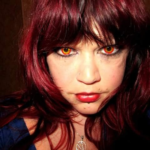 Buy and wear contact lenses with weird color - Bucket List Ideas