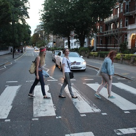 Cross the intersection at Abbey Road - Bucket List Ideas