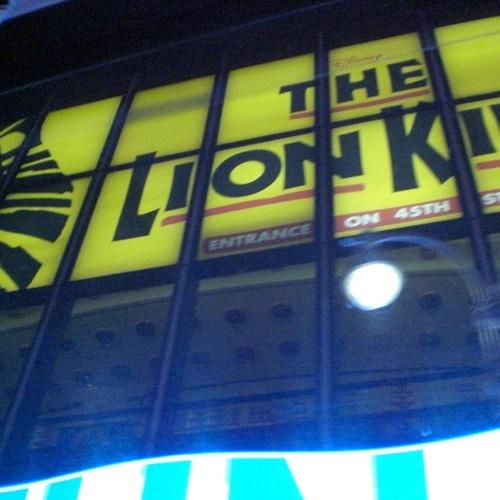 See a Broadway musical - Bucket List Ideas