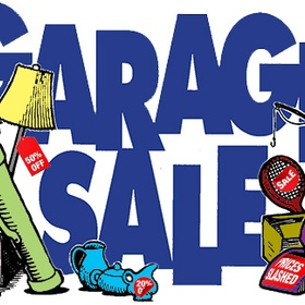 Buy something from a garage sale - Bucket List Ideas