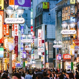 Visit Tokyo, Japan - Bucket List Ideas