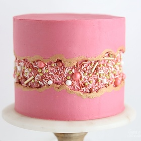 Make a Fault Line Cake - Bucket List Ideas