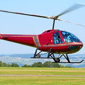 Ride in a Helicopter - Bucket List Ideas
