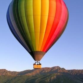 Ride in a hot-air balloon - Bucket List Ideas