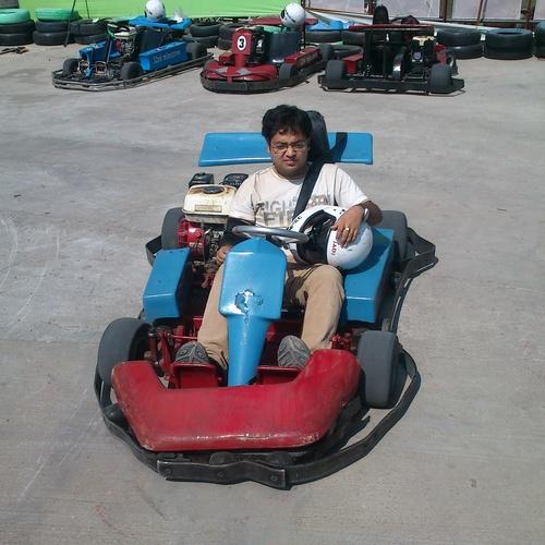 Go go-karting - Bucket List Ideas