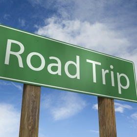 Go on a Canadian road trip and visit all 10 Canadian Provinces - Bucket List Ideas