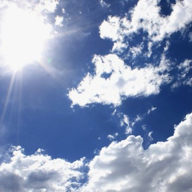 Cloud watching - Bucket List Ideas