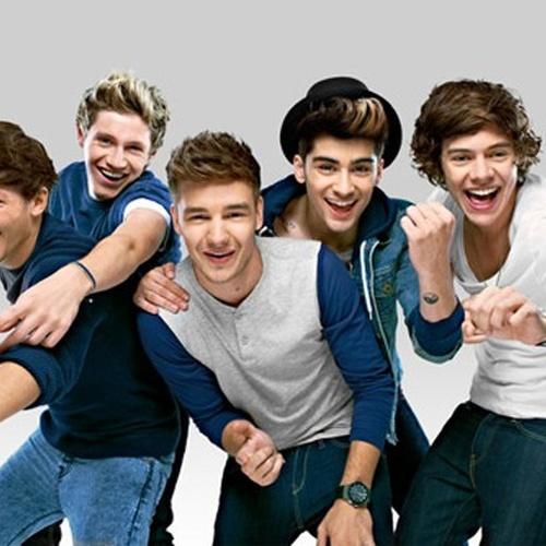 Meet One Direction - Bucket List Ideas