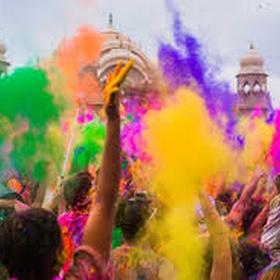 Celebrate Holi - Bucket List Ideas
