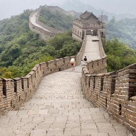 Walk the Great Wall of China - Bucket List Ideas