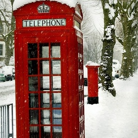 Make a Call From a London Phone Booth - Bucket List Ideas