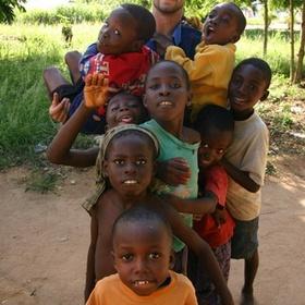 Be a volunteer at a orphan house - Bucket List Ideas