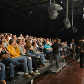 Be a member of a live studio audience - Bucket List Ideas
