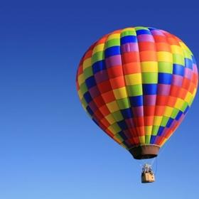 Take a hot air balloon ride - Bucket List Ideas