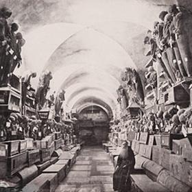 Visit The Capuchin Catacombs - Bucket List Ideas