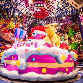 🍴 Eat at Kawaii Monster Cafe Harajuku in Japan - Bucket List Ideas