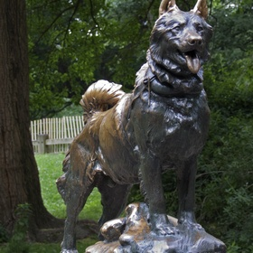 See the statue of Balto in New York - Bucket List Ideas