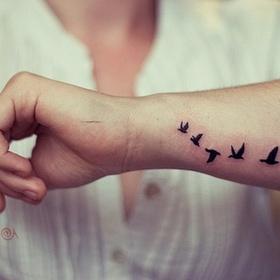 Get a Small Meaningful Tattoo - Bucket List Ideas