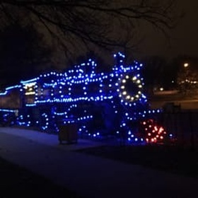 Christmas - Take A Romantic Walk With Your Partner Through the Neighborhood To Look At Lights - Bucket List Ideas
