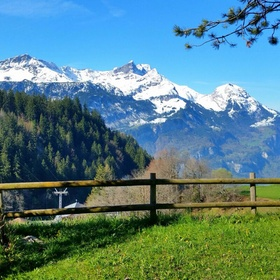 Visit the swiss alps - Bucket List Ideas