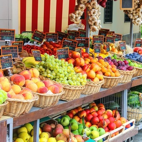 Visit a farmer's market - Bucket List Ideas