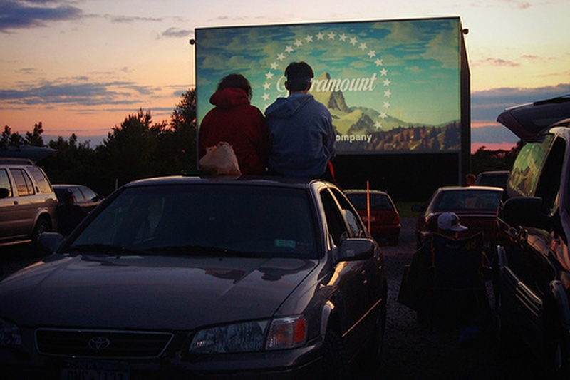 Bucketlist Go To A Drive In Movie Theatre Official Bucket List