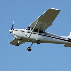Fly in a private plane - Bucket List Ideas