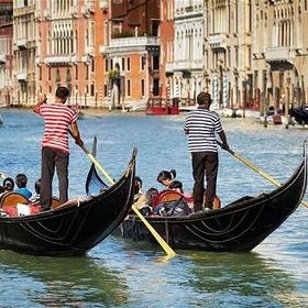 Ride a Gondola - Bucket List Ideas