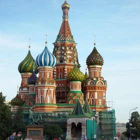 Visit St. Basil's cathedral - Bucket List Ideas