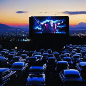 Go to a Drive in Movie Theatre - Bucket List Ideas