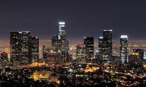 Visit Los Angeles - Bucket List Ideas