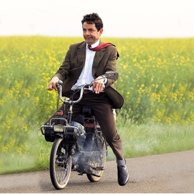 Go on a French adventure like Mr. Bean - Bucket List Ideas