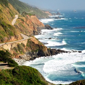 California Coast (Route 1) Road Trip - Bucket List Ideas