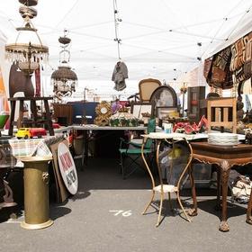Go to a flea market - Bucket List Ideas