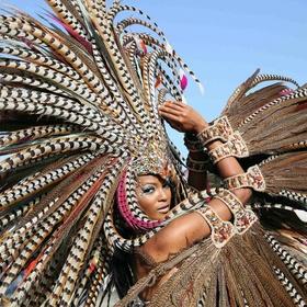 Go to Carnival in Trinidad - Bucket List Ideas
