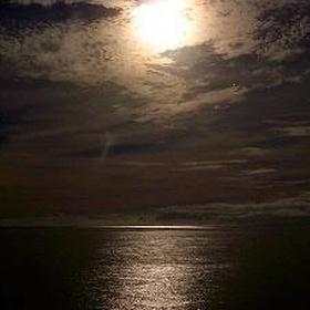 Swim Naked by the Moonlight - Bucket List Ideas