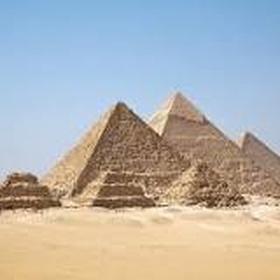 Visit the Great Pyramids of Egypt - Bucket List Ideas
